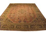 Authentic Wool Rnr-5550 8and039 1 X 12and039 4 Persian Mahal Rug
