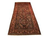 Authentic Wool Rnr-6346 4and039 3 X 8and039 2 Persian Mahal Rug