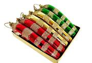 600 Holiday Candy Cane Christmas Tree Ornaments Holiday Decoration