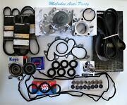 Aisin Water Pump Kit W/ Valve Cover Gasket Set For Tacoma /tundra /4runner 3.4l
