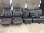 Jeep Grand Cherokee Zj 5.9 Limited Calf Leather Seats Complete Set