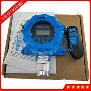 Gas Transmitter Online O2 Meter Portable Oxygen Analyzer With Alarm Function