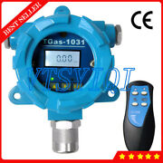 Gas Transmitter Hydrogen Sulfide H2s Portable Gas Analyzers With Alarm Function