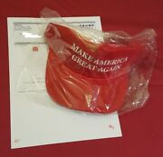 Official Donald Trump Merry Christmas Red Maga Make America Great Again Hat New