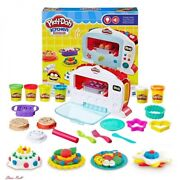 Magical Oven Kids Arts And Crafts Clay Play-doh Kitchen Creations Activity New