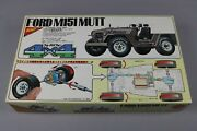 Zf1352 Nichimo 1/20 Maquette Voiture Mc-2055 Ford M151 Mutt 4wd Moteur