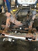 2011 12 13 14 Ford F450 Frame 6.7 4x4 172and039and039wb
