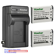 Kastar Battery Wall Charger For Casio Np-70 Cnp-70 And Casio Exilim Zoom Ex-z250be