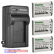 Kastar Battery Wall Charger For Casio Np-70 Cnp-70 And Casio Exilim Zoom Ex-z250bk