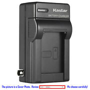 Kastar Battery Wall Charger For Casio Np-70 Cnp-70 And Casio Exilim Zoom Ex-z250pk