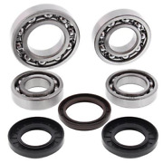 Rear Diff Differential Bearings Fit Yamaha Yfm450-fa Grizzly 2014 2015 2016 Sf2