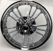 2015 -2018 Rim Indian Scout And Scout Scout Sixty Chrome Wheel Rear