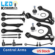 14pc Front Suspension Control Arm Kit For 2005-10 Chrysler 300 Dodge Charger Rwd