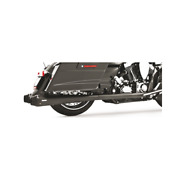 Pots Freedom Performance American Outlaw Noir Softail 07-17