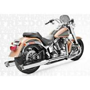 Andeacutechappements Freedom Performance Racing True Duals Softail Chr/chr 1997-2006