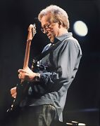 Cream Signed Photo Eric Clapton Autographed Picture 11x14 Baker Bruce Proof