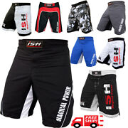 Kick Boxing Mma Shorts Ufc Cage Fight Fighter Grappling Muay Thai Menand039s Short