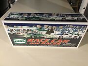 Hess Truck Race Car And Racer 2009 - New