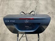 06-09 Mercedes W209 Clk350 Convertible Trunk Lid Local Pick Up Only Used