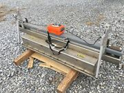 New Skid Steer Magnet Loader Attachment Magnetic For Picking Up Bolts Etc.