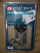 Great White Pro Grade Cooler Tie Down Kit Igloo Or Yeti Pelican Coleman 20215