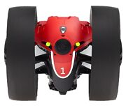 Parrot Jumping Race Mini Drone Wi-fi Controlled Rc Vehicle W/ Camera And Speaker