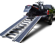 Caliber Ramp-pro Snowmobile Ramp W/ Ramp Grips Included For Studded Tracks