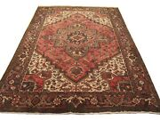 Authentic Wool Rnr-6925 6and039 5 X 9and039 1 Persian Heriz Rug