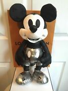 Lot Of 3 Nwt January+february+may Disney Store Mickey Mouse Memories Plush