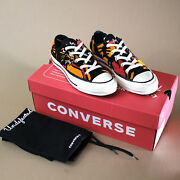 Converse Chuck Taylor All-star 70s Ox Undefeated Varsity Jacket - Size 4 In Hand