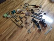 Over 500 Worth Of Vintage Tools Sargent, Fulton, Stanley Mostly Made In Usa