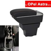 For Opel Astra 2012 Car Center Console Storage Central Box Auto Armrests /no Usb