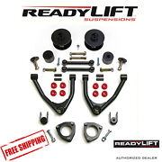 Readylift 4 Front 3 Rear Sst Lift Kit Fits 2007-2013 Chevy Avalanche 2wd