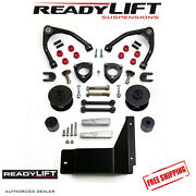 Readylift 4 Front 3 Rear Sst Lift Kit Fits 2007-2018 Chevy Tahoe 4wd
