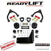 Readylift 4 Sst Lift Kit With Hd Control Arms Fits 2015-2019 Chevy Suburban