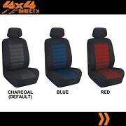 Single Premium Jacquard Padded Seat Cover For Lexus Is350