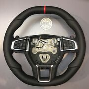 Land Rover Discovery Sport L550 15-18 Steering Wheel Customized Flat Bottom