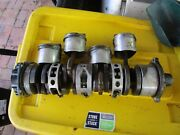 Mercury Outboard Crankshaft Pistons Rods Reed Valves Bearing 1975 50 Hp El 4627