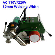 Ac220v/110v High Speed Hot Air Banner Welder With 30mm Nozzle For Pvc Banner