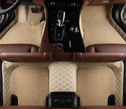 Suitable For Cadillac Cts 20082013 Double-layer Luxury Floor Mats Easy To Care