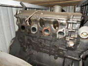 1973 Bmw 1600 2002 2002tii Roundie Engine Core 2.0l With Injection Pump System