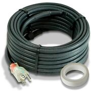 Heat Tape For Pipe Freeze Protection Kit 120 Volt Commercial Grade 11 Sizes