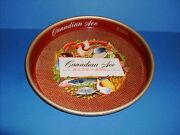 Canadian Ace Brand Beer And Ale Tray Vintage Beer Advertising 1950's Made In Usa