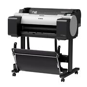 Canon Imageprograf Tm-200 24andrdquo Technical Printer With Stand