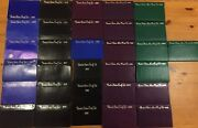 Estate Coin Collection | 1968-1998 31 Government Mint Proof Sets W Boxes