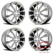 Set Of 4 Cadillac Cts 2016 2017 2018 2019 19 Factory Oem Staggered Wheels Rims