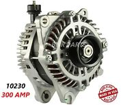 300 Amp 10230 Alternator Ford Lincoln High Output Performance Hd Usa New