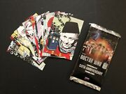 Rare Bbc Topps Dr. Who 50th Anniversary Trading Card Pack With Wrapper Not Auto
