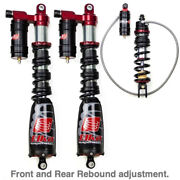 Elka Suspension Legacy Series Plus Front And Rear Shocks Polaris Outlaw 525 S