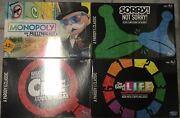 Monopoly For Millennials Sorry Not Sorry Clue Vegas Life Parody Board Games Lot